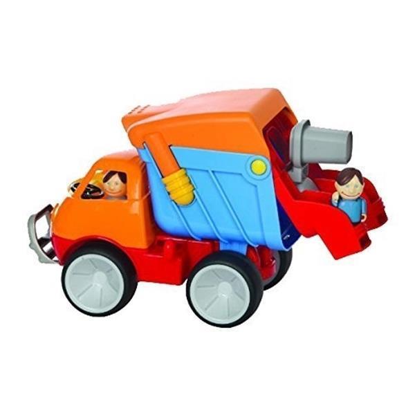 Grote foto vuinisauto in doos kinderen en baby babyspeelgoed