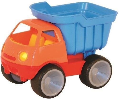 Grote foto kiep truck kinderen en baby babyspeelgoed