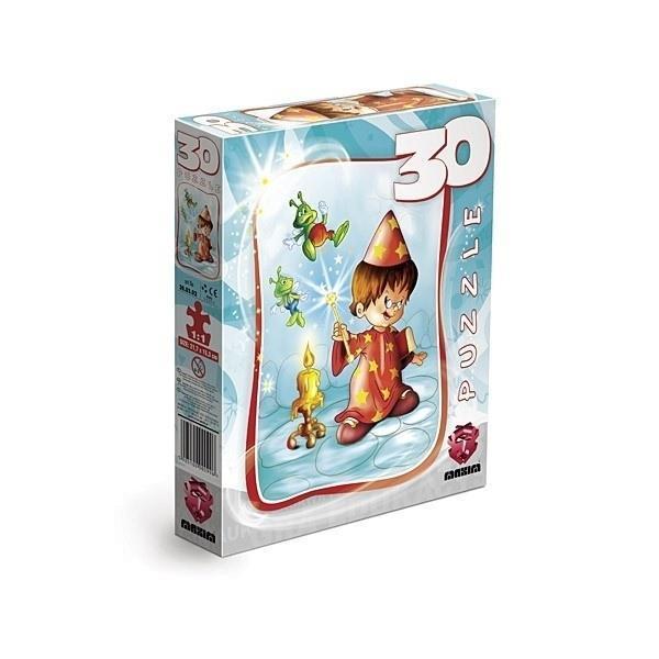 Grote foto magie 30 stukjes kinderen en baby puzzels