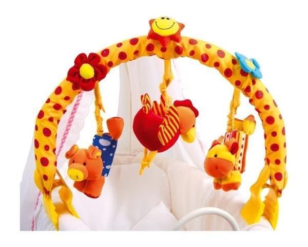 Grote foto mobile vliegende dieren kinderen en baby babyspeelgoed