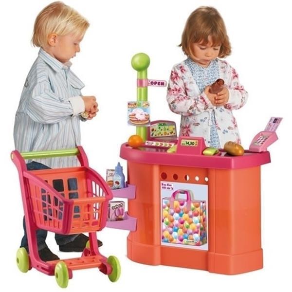 Grote foto mini supermarkt kinderen en baby overige