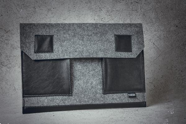 Grote foto exclusieve laptop tassen notebook. made in eu computers en software tassen en hoezen