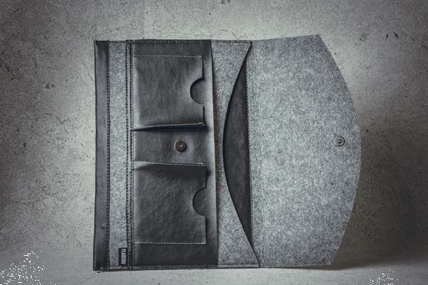 Grote foto slim laptop tassen notebook. made in europe computers en software tassen en hoezen