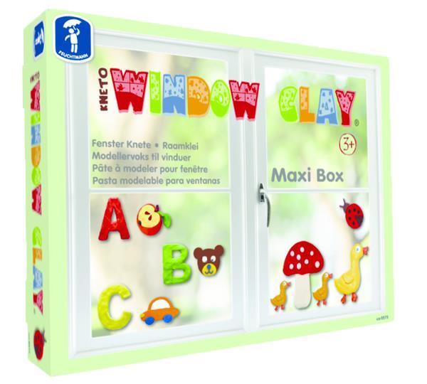 Grote foto kneto raamklei maxi box kinderen en baby overige