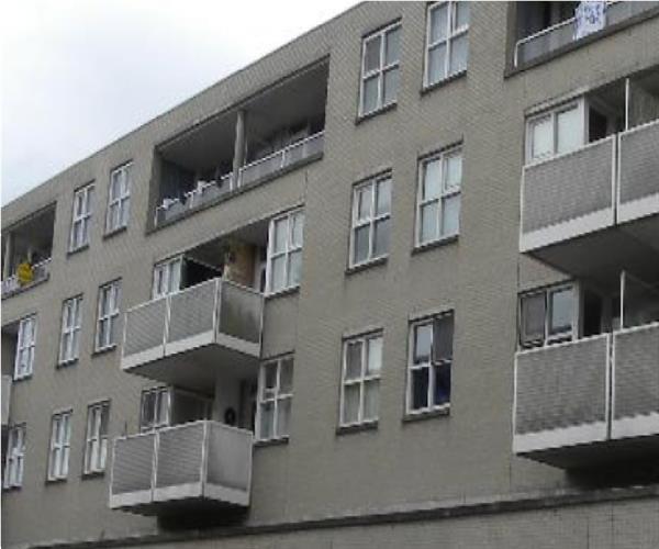 Grote foto appartement noordkade in spijkenisse huizen en kamers appartementen en flat
