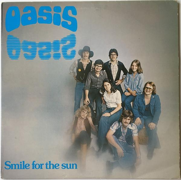 Grote foto oasis smile for the sun muziek en instrumenten platen elpees singles