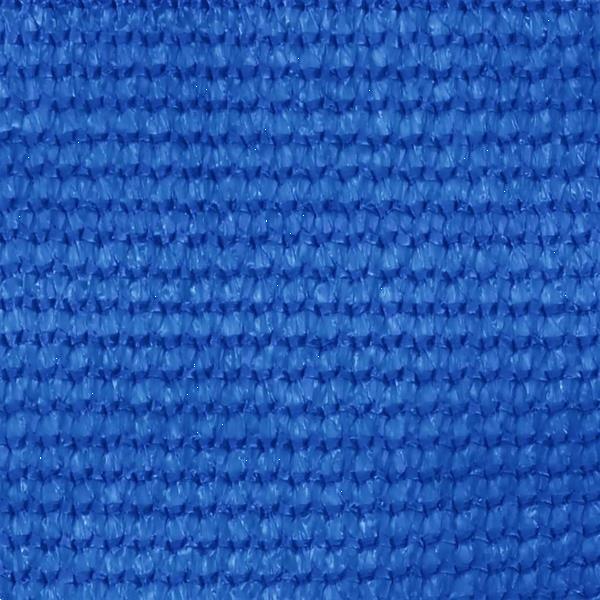 Grote foto vidaxl tenttapijt 250x300 cm blauw caravans en kamperen kampeertoebehoren