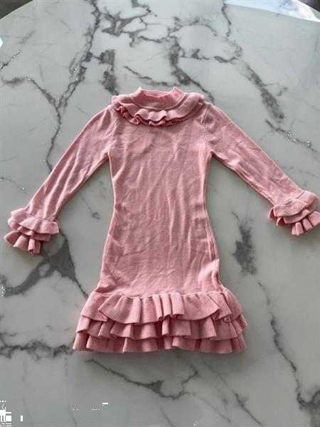 Grote foto jurkje roze kinderen en baby overige