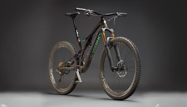 Grote foto 2021 specialized s works stumpjumper 6 500 fietsen en brommers sportfietsen