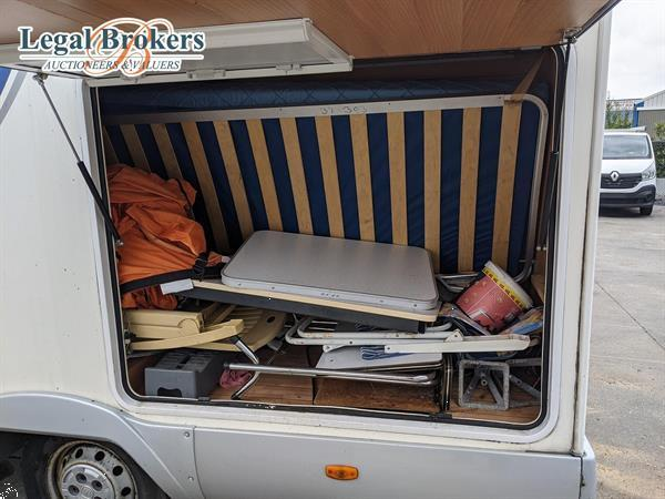 Grote foto fiat mclouis steel 430 2.3 mjet kampeerwagen margevoertuig caravans en kamperen campers