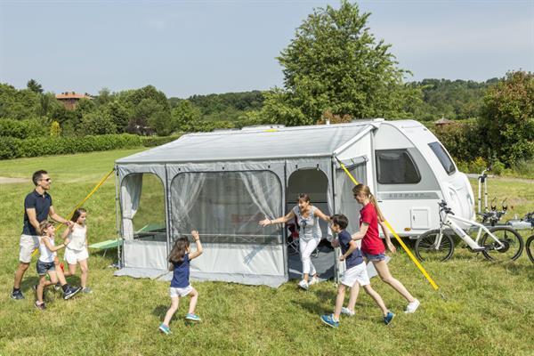 Grote foto fiamma caravanstore zip xl 550 royal grey 2021 caravans en kamperen caravan accessoires