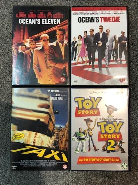 Grote foto dvd s diverse cd en dvd overige