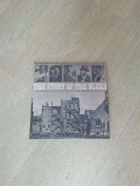 Grote foto lp history of the blues cd en dvd jazz en blues