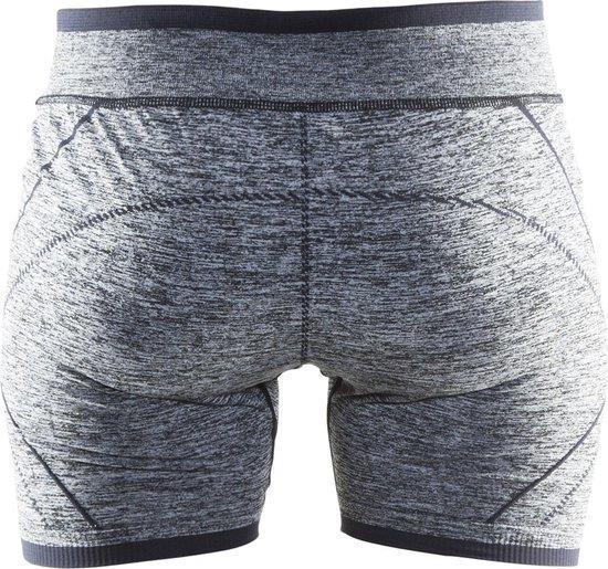 Grote foto craft active comfort boxer sportonderbroek dames black xl kleding heren sportkleding