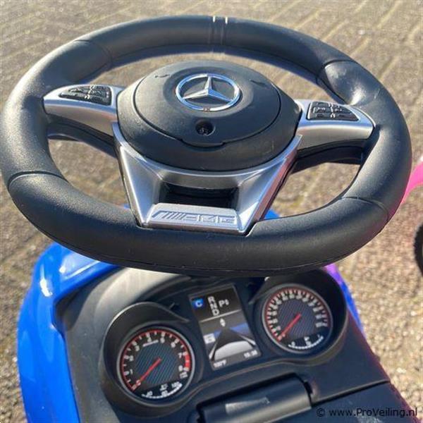 Grote foto online veiling loopauto mercedes amg c63 kinderen en baby los speelgoed