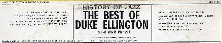 Grote foto duke ellington the best of muziek en instrumenten platen elpees singles