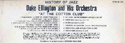 Grote foto duke ellington at the cotton club cd en dvd jazz en blues