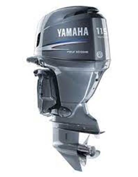 Grote foto yamaha 115hp series f115la 4 stroke watersport en boten buiten en binnenboordmotoren