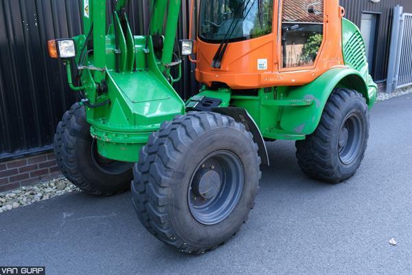 Grote foto shov152080 atlas 75s 40kmh van gurp wijhe sho9 agrarisch shovels