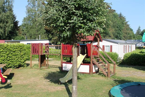 Grote foto chalet eekhoorn op recreatiepark de veldkamp vakantie nederland midden