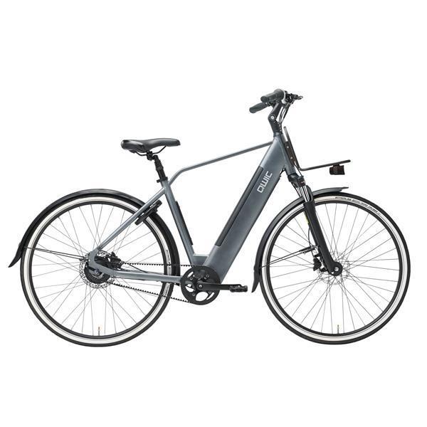 Grote foto qwic urban r1 heren e bike fietsen en brommers elektrische fietsen