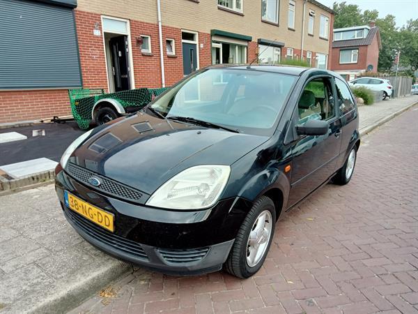 Grote foto ford fiesta 2003 met nieuwe apk tot 30 09 2022 auto ford