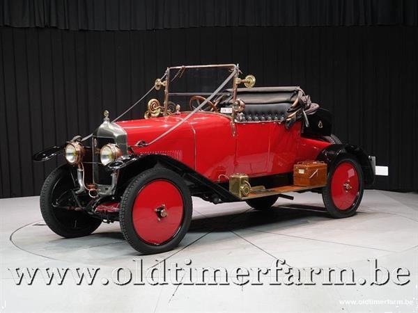 Grote foto la licorne 12cv b7w4 22 auto diversen oldtimers