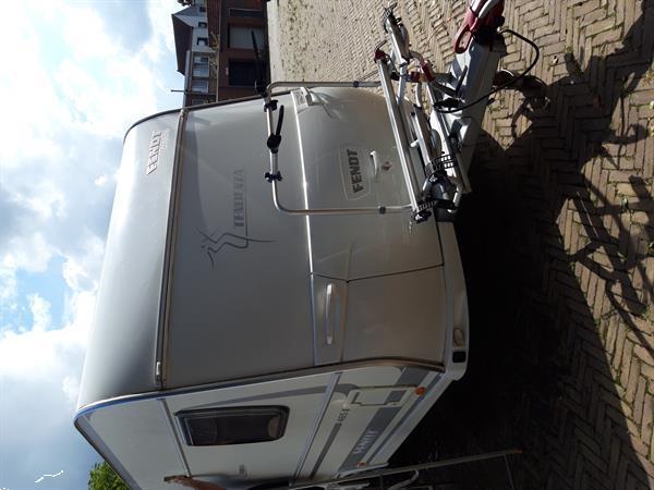 Grote foto caravan fendt tendenza caravans en kamperen caravans