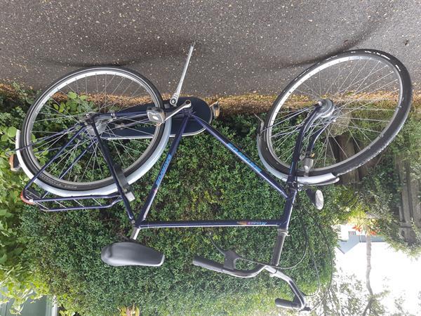 Grote foto herenfiets studentenfiets stationsfiets fietsen en brommers herenfietsen