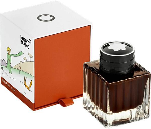 Grote foto montblanc inkt le petit prince fox limited edition 50ml zakelijke goederen kantoorartikelen