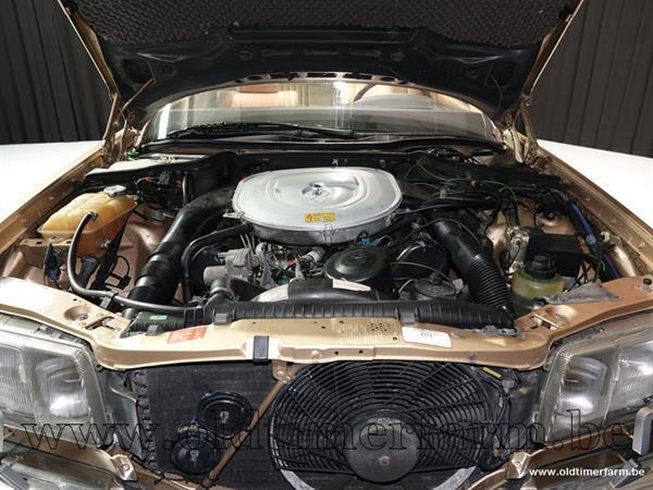 Grote foto mercedes benz 560 sel 86 auto mercedes