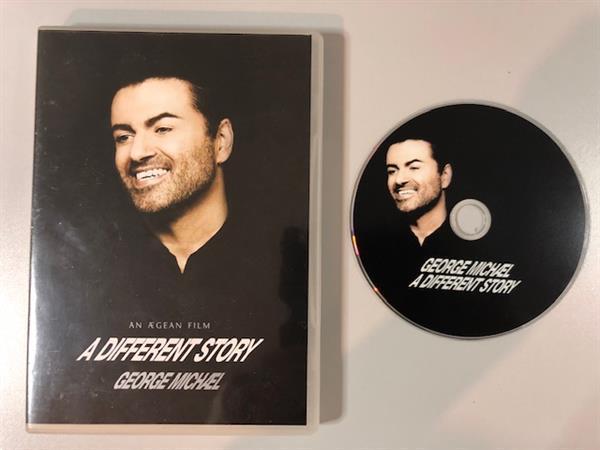 Grote foto george michael different story als nieuw cd en dvd documentaire en educatief