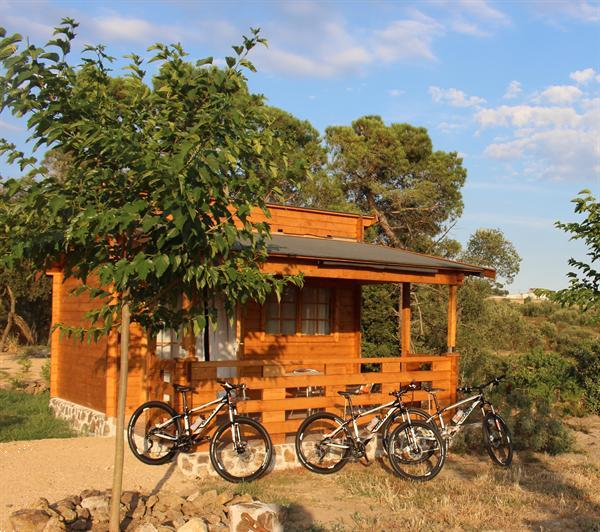 Grote foto mtb atb vakanties costa brava spanje la pineda fietsen en brommers mountainbikes en atb