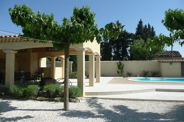 Grote foto vakantiehuis provence 6 p zwembad mont ventoux vakantie frankrijk