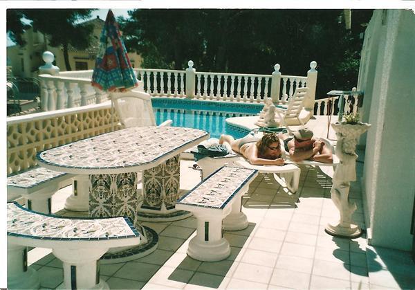 Grote foto costa blanca moraira villa met zwembad vakantie spaanse kust