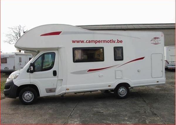 Grote foto verhuur van motorhome camper mobilhome caravans en kamperen campers