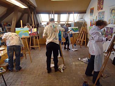 Grote foto cursus schilderen in wageningen diensten en vakmensen cursussen en workshops