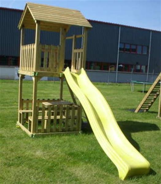 Grote foto speeltoestel action met een picknickset kinderen en baby speeltoestellen en speelhuisjes