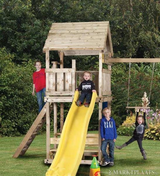 Grote foto speeltoestel robin kinderen en baby speeltoestellen en speelhuisjes