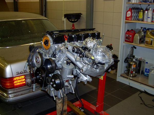 Grote foto tiko mercedes benz almere auto onderdelen oldtimer parts en accessory