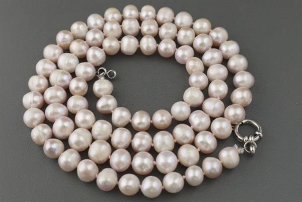 Grote foto parel zoetwaterparels ketting sieraden tassen en uiterlijk kettingen
