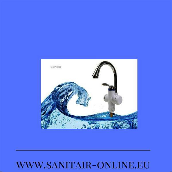 Grote foto nieuw warm water zonder boiler caravans en kamperen caravan accessoires