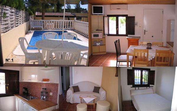 Grote foto woningen in spanje valencia aan groot zwembad vakantie spanje