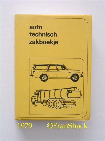 Grote foto 1979 autotechnisch zakboekje vam boeken auto boeken