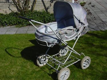 Grote foto 3 in 1 kinderwagen wandelwagen reiswieg kinderen en baby kinderwagens